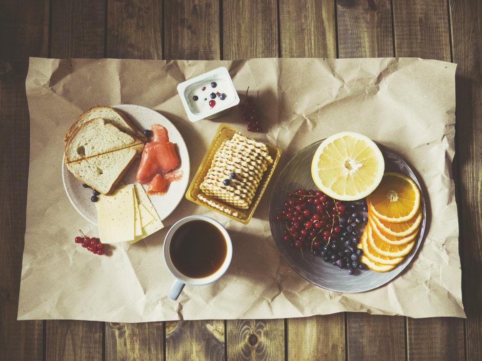 Desayuno - Hábitos saludables