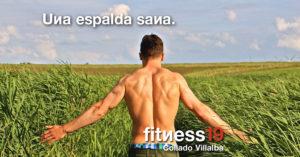 espalda sana Fitness19 villalba