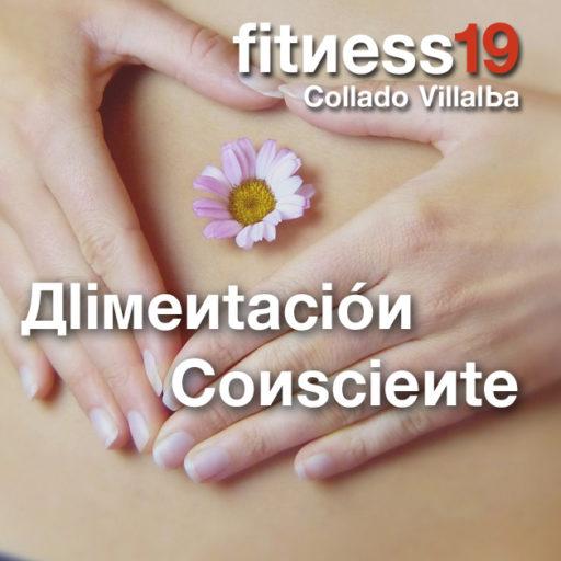 Alimentación consciente e intuitiva