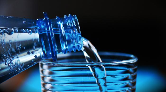 Agua hidratación deporte